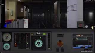 getlinkyoutube.com-【BVE5】ハンドル定速実装! 副都心線を東武50070系で手動運転(HD)