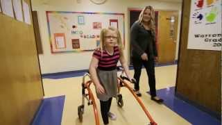 Children's Rehabilitation Foundation - Silver's Story
