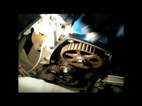 Замена ГРМ на Калине 2 (Гранте)  двигатели 11186,  21116