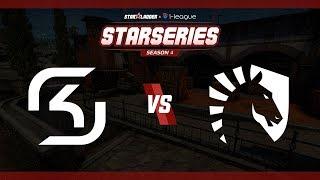 StarSeries i-League S4 - SK Gaming vs. Liquid (Mapa 3 - Inferno) - Narração PT-BR