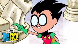 Teen Titans GO! | A Trip to Wayne Manor | Cartoon Network