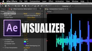 getlinkyoutube.com-How to Create Music Visualizers - After Effects Tutorial