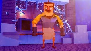 getlinkyoutube.com-Minecraft | Hello Neighbor - HE SECRETLY STEALS FROM ME! (Hello Neighbor in Minecraft)