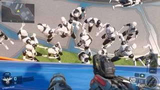 Call of Duty  Black Ops 3 Robot Mannequin Attack! NUKETOWN EASTER EGG