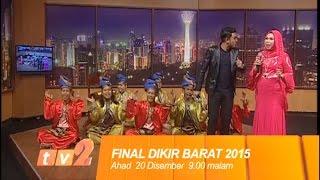 getlinkyoutube.com-Final Dikir Barat RTM 2015