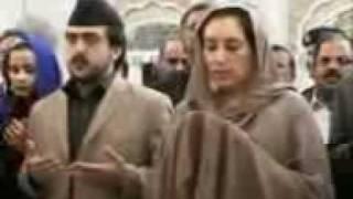 getlinkyoutube.com-BenazirBhutto Visit Golra Sharif Islamabad
