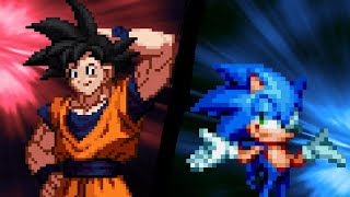 getlinkyoutube.com-Goku VS Sonic