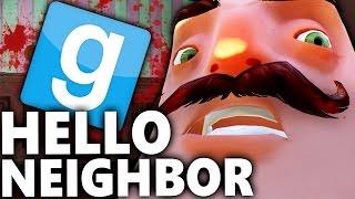 getlinkyoutube.com-HELLO NEIGHBOR IN GMOD?!   Play as the Neighbor (Chase, Scare, and Kill!)
