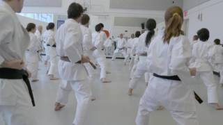 Sensei Masataka Mori, 9th Dan, Japan Karate Association