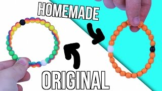 getlinkyoutube.com-DIY LOKAI BRACELET!