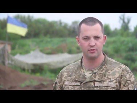 Ударный БПЛА террористов снова атаковал позиции ВСУ