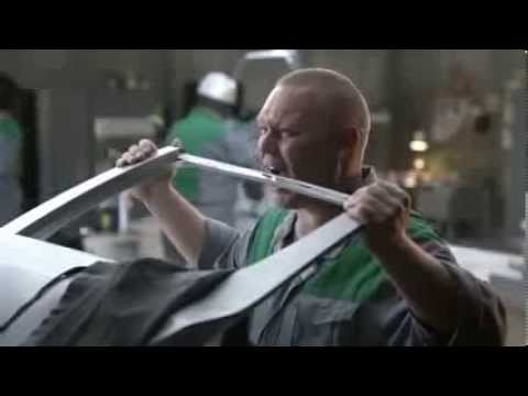 Skoda Fabia ad Made of Meaner Stuff