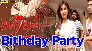 Sadda Haq Actress Harshita Gaur Birthday Celebration | Cake Cutting