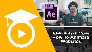 How To Animate A Website in After Effects - Free Project File 📥