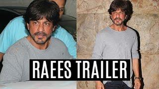 getlinkyoutube.com-RAEES Trailer Screening : Shah Rukh Khan Looked Nervous