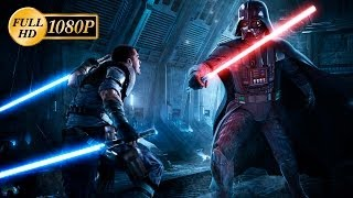 getlinkyoutube.com-Star Wars El Poder De La Fuerza 2 Pelicula Completa Español 1080p (Game Movie)
