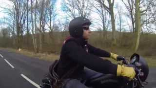 getlinkyoutube.com-Two Sportster Iron 883 Harley-Davidson GoPro