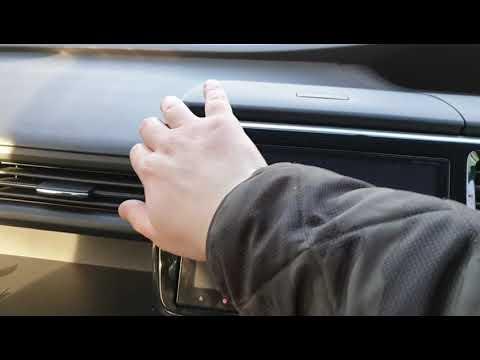 Как снять магнитолу на Honda Stepwgn 5 gen. RP - кузова, Gathers VXM-155VFNi