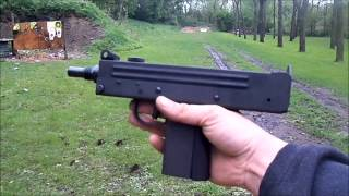getlinkyoutube.com-Cobray M11 TEST FIRE