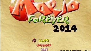getlinkyoutube.com-Mario Forever 2014 PC Walkthrough [HD]