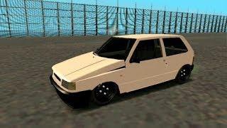 getlinkyoutube.com-¡Fiat Uno Al Piso Gta Sa + (Link De Descarga) + 3 Autos!