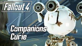 getlinkyoutube.com-Fallout 4 - Companions - Meeting Curie