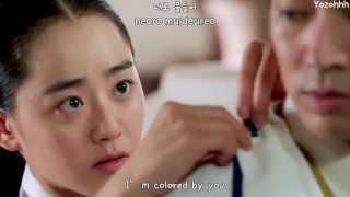 getlinkyoutube.com-Noel - Tears Flow FMV (Goddess of Fire Jung Yi OST)[ENGSUB + Romanization + Hangul]