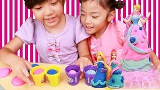 Play Doh シンデレラ&ディズニープリンセス   Disney Princess