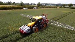 Landquip JCB Demount Sprayers and Vision Front Tanks