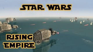 getlinkyoutube.com-Star Wars: Rising Empire Mod - The Landing