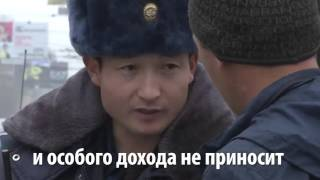 getlinkyoutube.com-Кыргызский гаишник - человек-паук