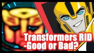 getlinkyoutube.com-Transformers Robots in Disguise (2015) - Expectations and Thoughts
