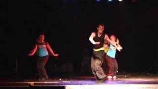 getlinkyoutube.com-Zumba - Rock & Twist - Swing The Mood by Mariusz