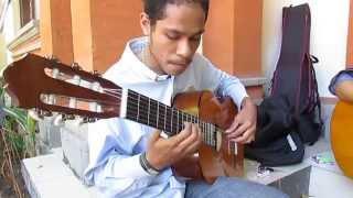 Ensamble Gitar ISI Denpasar - Mejanggeran ke Jawe (Arr. I Made Suaindra )