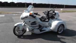 getlinkyoutube.com-2012 - Honda Goldwing Trike GL1800 - Used Motorcycle For Sale