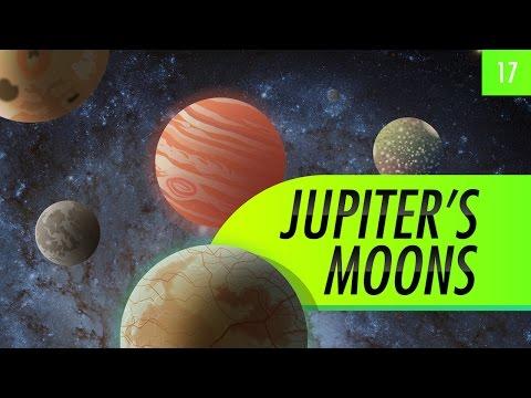 Jupiter's Moons: Crash Course Astronomy #17