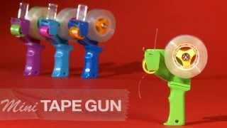 getlinkyoutube.com-Mini Tape Gun