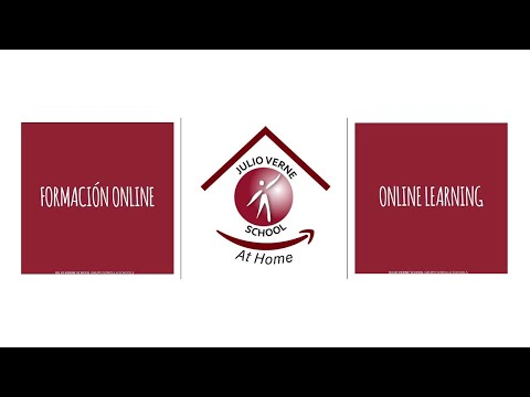 Online Learning. #JulioVerneSchoolAtHome