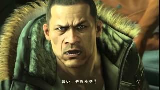 getlinkyoutube.com-Ryu Ga Gotoku 0 [Yakuza Zero] Cutscenes Part 14