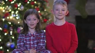 Lisic Family Digital Christmas Card 2018
