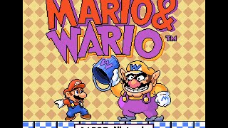 getlinkyoutube.com-James & Friends Look-At: Mario & Wario (SFC)