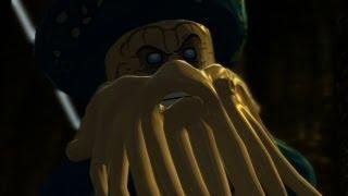 getlinkyoutube.com-LEGO Pirates of the Caribbean - All Cutscenes
