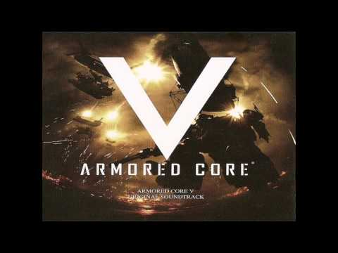 ARMORED CORE V ORIGINAL SOUNDTRACK Disc 1 #04: Lament Over the Howling Age