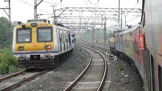 getlinkyoutube.com-Mumbai Howrah Duronto Express Full Journey: Mumbai-Bilaspur