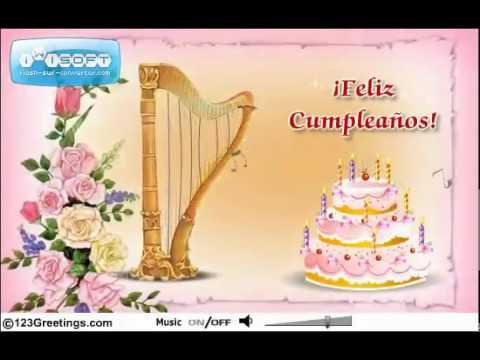 Feliz Cumpleaños, Tarjetas de Cumpleaños Animadas Gratis