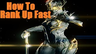 getlinkyoutube.com-Warframe - How To Rank Up Weapons And Warframes Fast