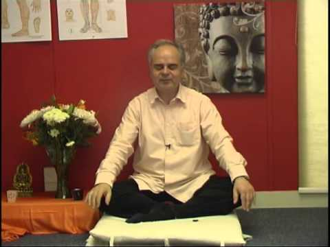 meditation for self-healing and vitality