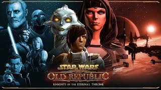 getlinkyoutube.com-STAR WARS: The Old Republic – Knights of the Eternal Throne – The Movie / All Cutscenes