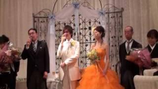 getlinkyoutube.com-2010/1/23 結婚披露宴 新郎父からの謝辞