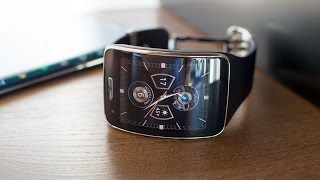 getlinkyoutube.com-Samsung Galaxy Gear S - One Tricks you May not know